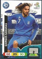 PANINI EURO 2012-ADRENALYN XL-HELLAS-GREECE-GIORGOS SAMARAS