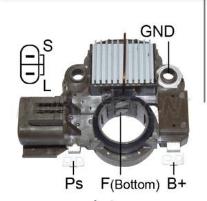 Voltage Regulator Holden Commodore VT VX VY V8 Gen3 engine LS1 5.7L Alternator
