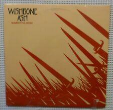 WISHBONE ASH Number The Brave Orig '81 MCA Mint Sealed Classic Rock Vinyl LP