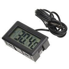 Digital LCD Panel Thermometer Waterproof Probe Sensor Temperature Meter
