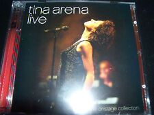 Tina Arena Live Australian CD DVD - New