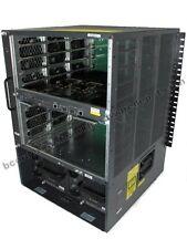 Cisco WS-C6509-E w/ WS-SUP720-3B, Dual WS-CAC-3000W Bundle 6509-E SUP 720