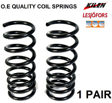 Renault Megane 2002-2009 1.4 1.5 1.6 Pair Front Coil Springs OE Quality x2