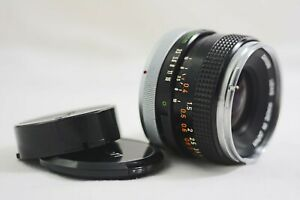 CANON FD 28MM F3.5 WIDE ANGLE CAMERA LENS FOR F-1 F-1N A-1 AE-1 (MINTY)