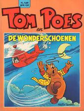 TOM POES EN DE WONDERSCHOENEN - Marten Toonder (1984)