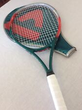 Donnay Victory 110 Wide Section Technology 4 1/4 Tennis Racquet W/ Cover