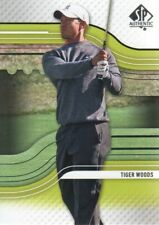 2012 SP Authentic Golf Card Pick