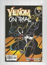 VENOM On Trial 1-3 #1 #2 #3  full complete set Spider-man, 9.2 NM- avg,  Marvel
