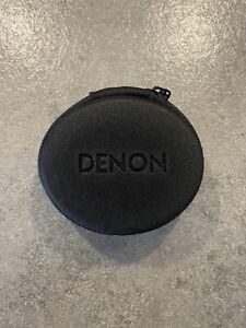 Denon earphone case pouch - New!