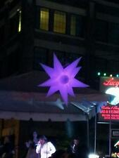Inflatable party event star with LED,Holiday Decorations,Party/Wedding star,2pcs