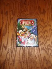 AN ALL DOGS CHRISTMAS CAROL - DVD - 2012 - NEW SEALED