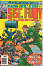 Sgt. Fury and His Howling Commandos Comic Book #136 Marvel 1976 FINE-