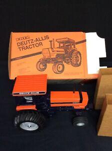 Ertl 1/16 Deutz Allis 9150 Special Edition Die Cast Tractor Orange NOS