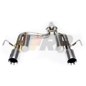 RENICK PERFORMANCE RP 2015+ CADILLAC ATS 2.0T TURBO REAR AXLE BACK EXHAUST