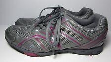 ECCO RXP Receptor Gray/Purple Sneaker Women's Shoes Size Euro 40L US 9-9.5