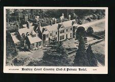 Gloucestershire Glos MITCHELDEAN Bradley Court Hotel c1920/30s? RP PPC