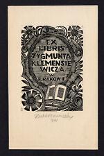 20)Nr.050- EXLIBRIS- K. Wiszniewsky, 1941
