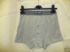 Rangers Boys Boxer short 100% Grey cotton Small