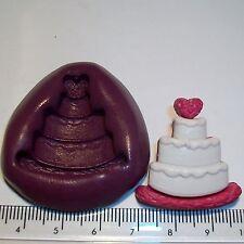 WEDDING CAKE PASTA DI ZUCCHERO FIORI PASTA cup cake topper glassa
