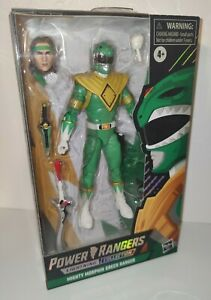 Mighty Morphin Power Rangers Lightning Green Tommy Spectrum Target MMPR