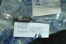 S5) PIAGGIO APE 50 Piñón de Velocímetro INFERIOR 125256 Tacómetro Tracción