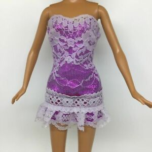 My Scene Doll Clothes - Fab Faces Chelsea's Lace Dress