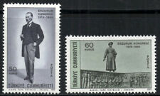 (Ref-8504) Turkey 1969  50th Anniv.of Erzurum Congress  SG.2285/2286  Mint (MNH)