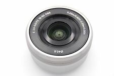 Sony SELP1650 16-50mm Power Zoom Lens for NEX Series Cameras - Silver