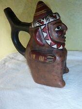 Vase Précolombien Moche Nazca
