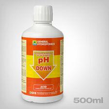 GHE ph-Down ph-correction solution, 500ml