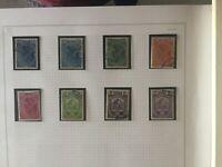 Liechtenstein good collection in Victoria album many better valued stamps noted
