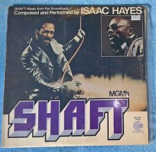 SHAFT -2xLP- Soundtrack featuring ISAAC HAYES