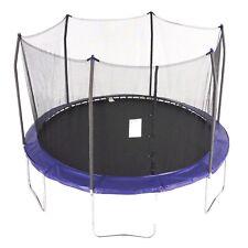 Skywalker Trampolines 12-Foot Trampoline, With Safety Enclosure, Blue
