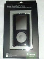Knomo iPod Nano 4th Gen Real Leather Slip Case UK