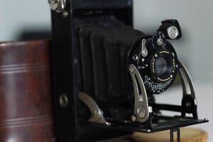 Kamera Voigtländer Jubilar 175,Firmenjubiläum 1931 + Ledertasche