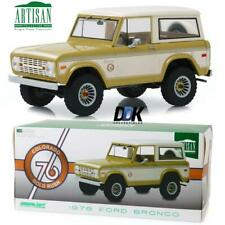 GREENLIGHT 19071 1976 Ford Bronco - Colorado Gold Rush Diecast Car 1:18