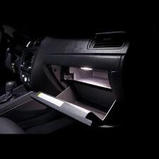 2 ampoules à LED blanc éclairage Boîte à gants pour Volkswagen Golf 3 4 Touran