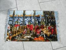 Tapisserie Murale Tenture Tapis mural  1960 / 1962  ALGERIE afrique du nord