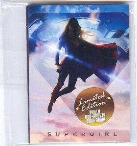 2017 Cryptozoic Philly Non-Sports Card Show Supergirl Season 1 Cat Quotes Set P2