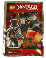 Lego® Ninjago™  Eisenbaron Limited Edition Minifiguren Neu & OVP