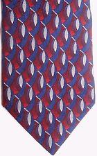 "Daniel Craig Men's Silk Tie 58.5"" X 3.75"" Multi-Color Geometric"