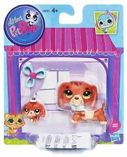 Dachshund Dog Littlest Pet Shop Mommy and Baby Bobble style 3601 & 3602 New LPS