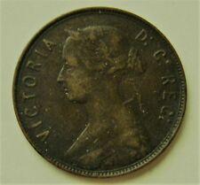 1873 Newfoundland Large Cent Coin