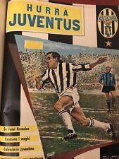 Hurra' Juventus 1964 Annata Completa In Unico Volume