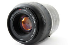 [AS IS]Minolta Xi 80-200mm f4.5-5.6 AF Zoom Lens For Sony Alpha From JAPAN #919