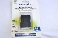 DigiPower BP-SG210E Digital Camera Battery Replacement for Samsung IA-SG210E