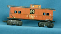 O Scale Vintage Marx Tin Caboose Missing Part/Repair