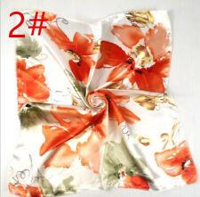 New Women's Silk Kerchief Scarves Square Neck Spring Summer Scarfs 2# LB070501