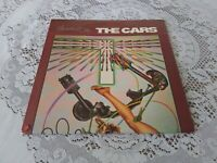 THE CARS. HEARTBEAT CITY. ELEKTRA. 60296-1. 1984. FIRST PRESSING.