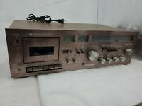 Vintage Panasonic Receiver Tape Player Amp Amplifier Model 650SEL 650-SEL Stereo